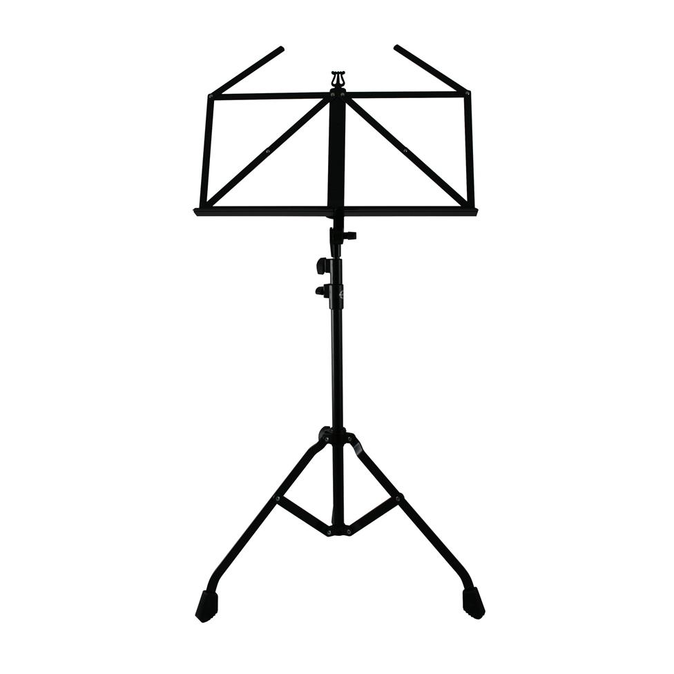 K&M 107 music stand (black) Image 1