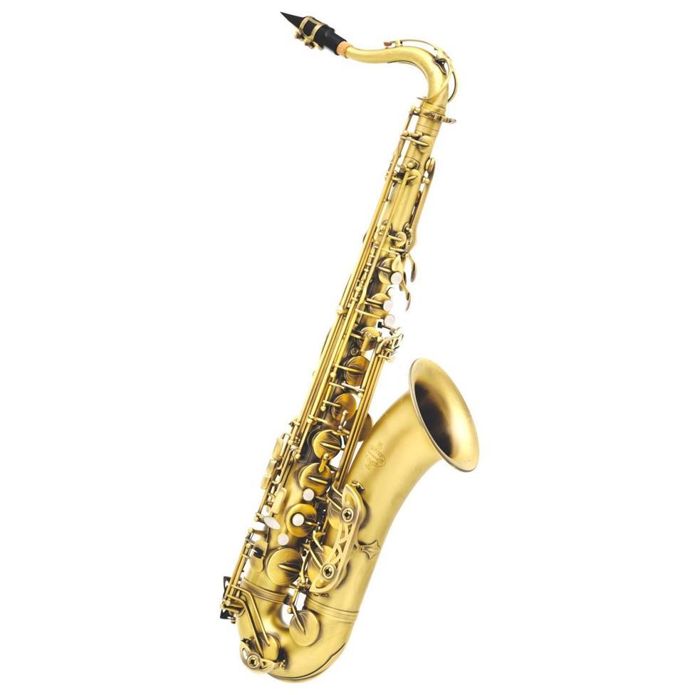 Buffet 400 tenor saxophone (matt lacquer) Image 1