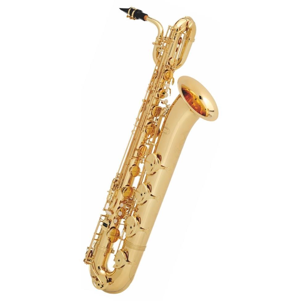 Buffet 400 baritone saxophone Image 1