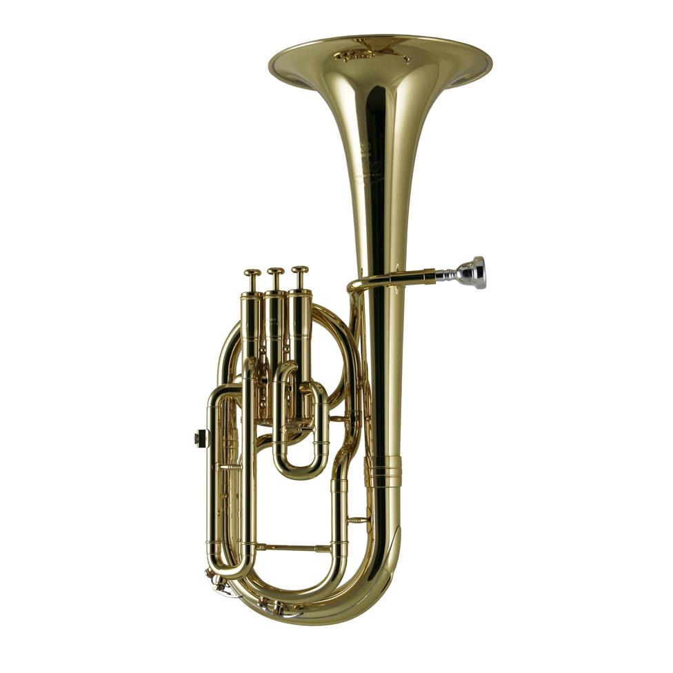 Yamaha Neo YAH803 tenor horn (lacquer) Image 1