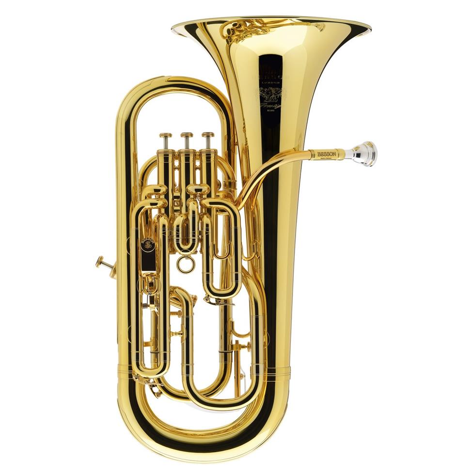 Besson Prestige BE2052-8G euphonium (gold lacquer) Image 1