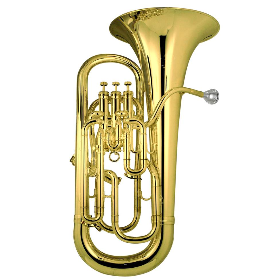 Besson Sovereign 967 euphonium (lacquer) Image 1