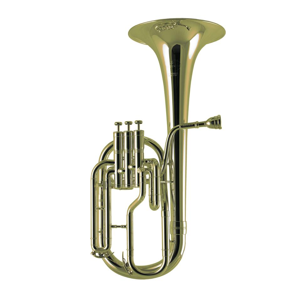 Besson Sovereign 950 tenor horn (lacquer)