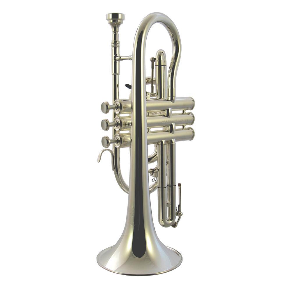 Amati Vantage cornet (silver)