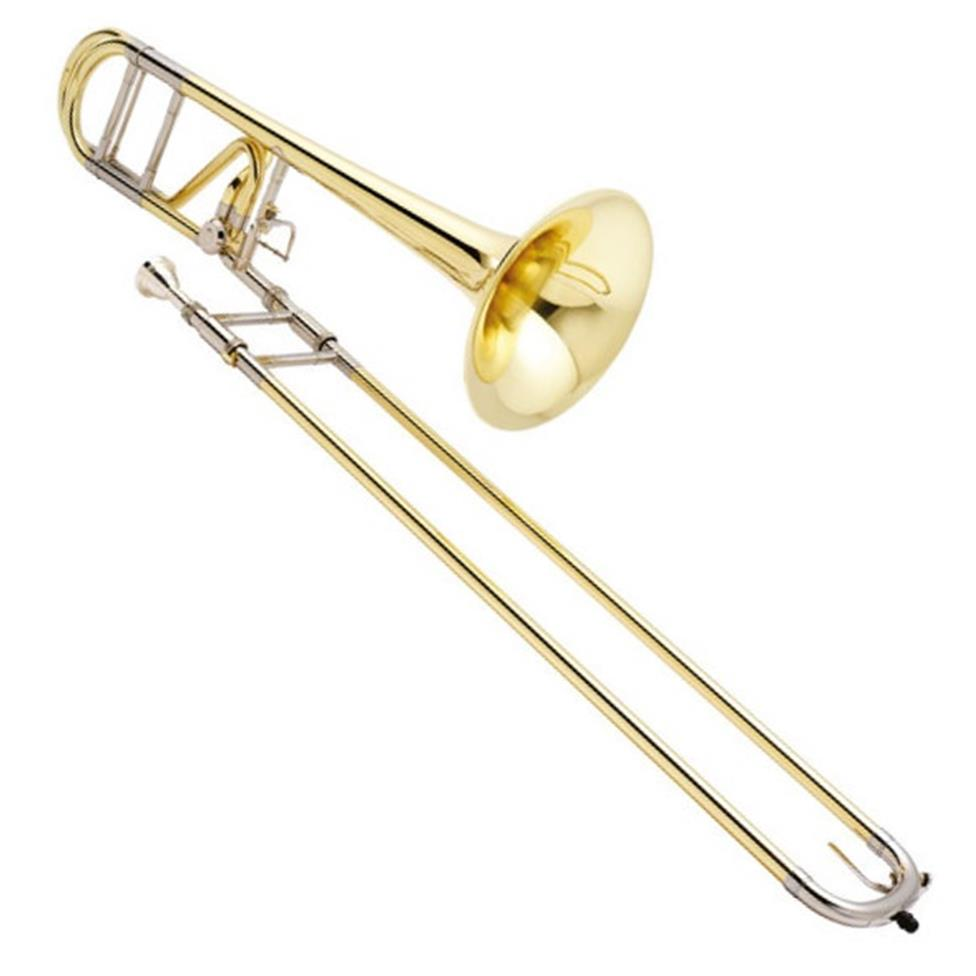 XO 1236L-O B-flat/F tenor trombone (lacquer) Image 1
