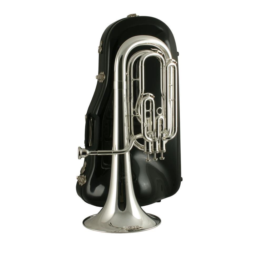 B&S 160A-S baritone (silver) Thumbnail Image 2