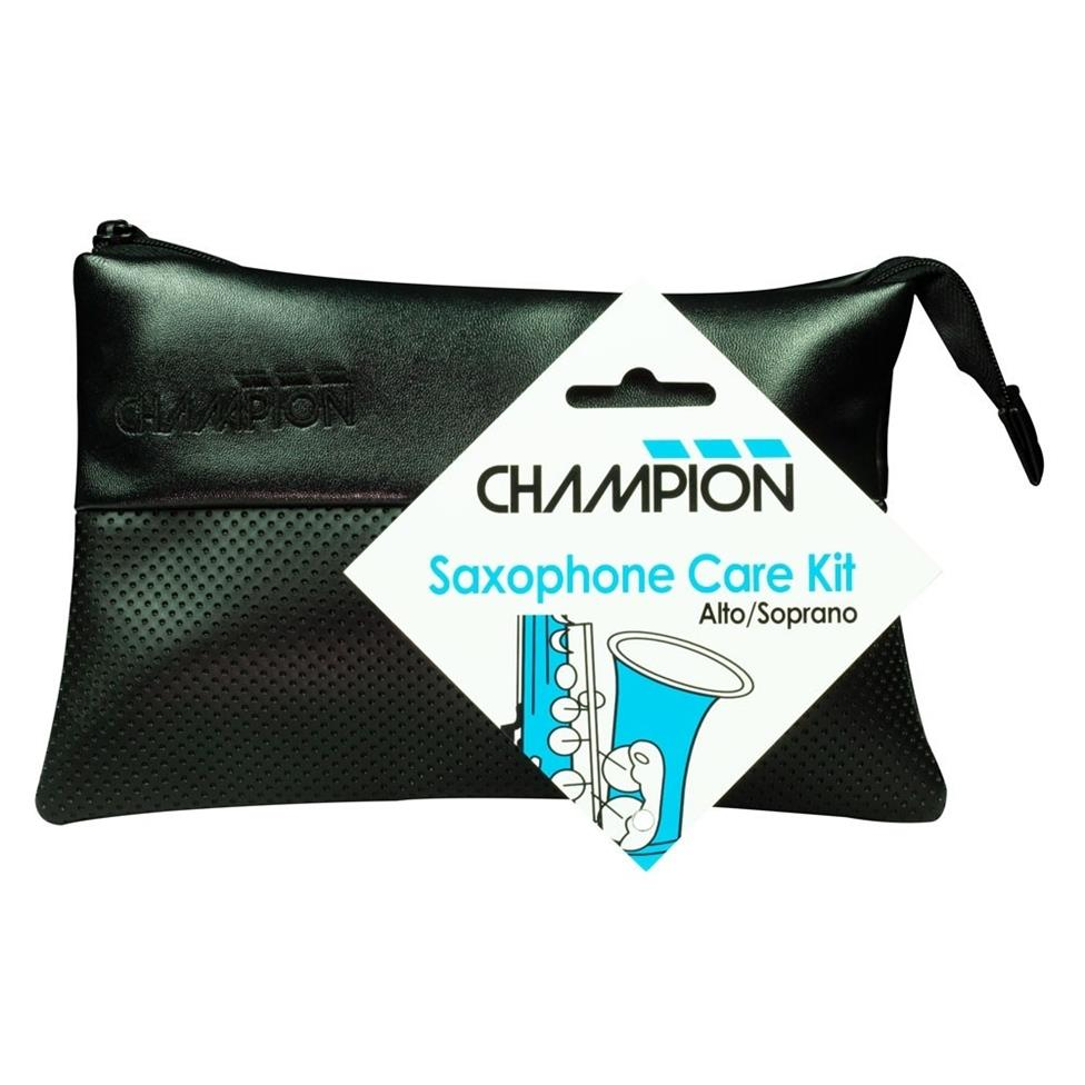 Champion alto/soprano sax care kit