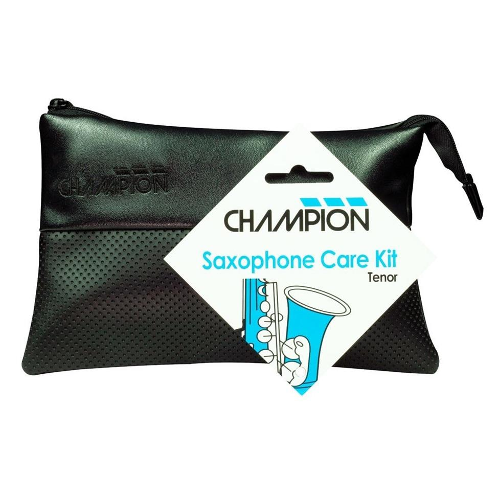 Champion tenor sax care kit