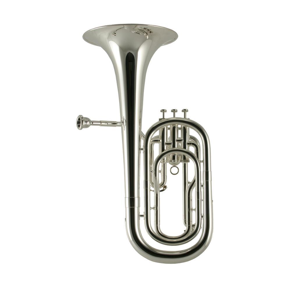 B&S 160A-S baritone (silver) Thumbnail Image 1
