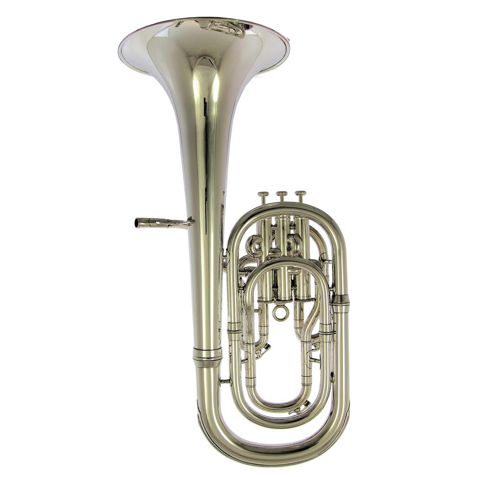 Sterling Virtuoso baritone (silver)