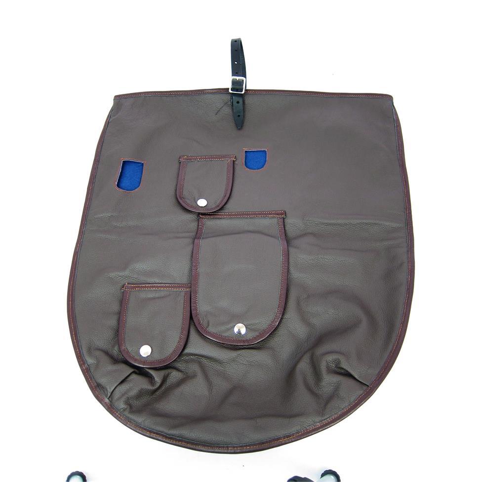 Catelinet EE-flat tuba half cover (brown)