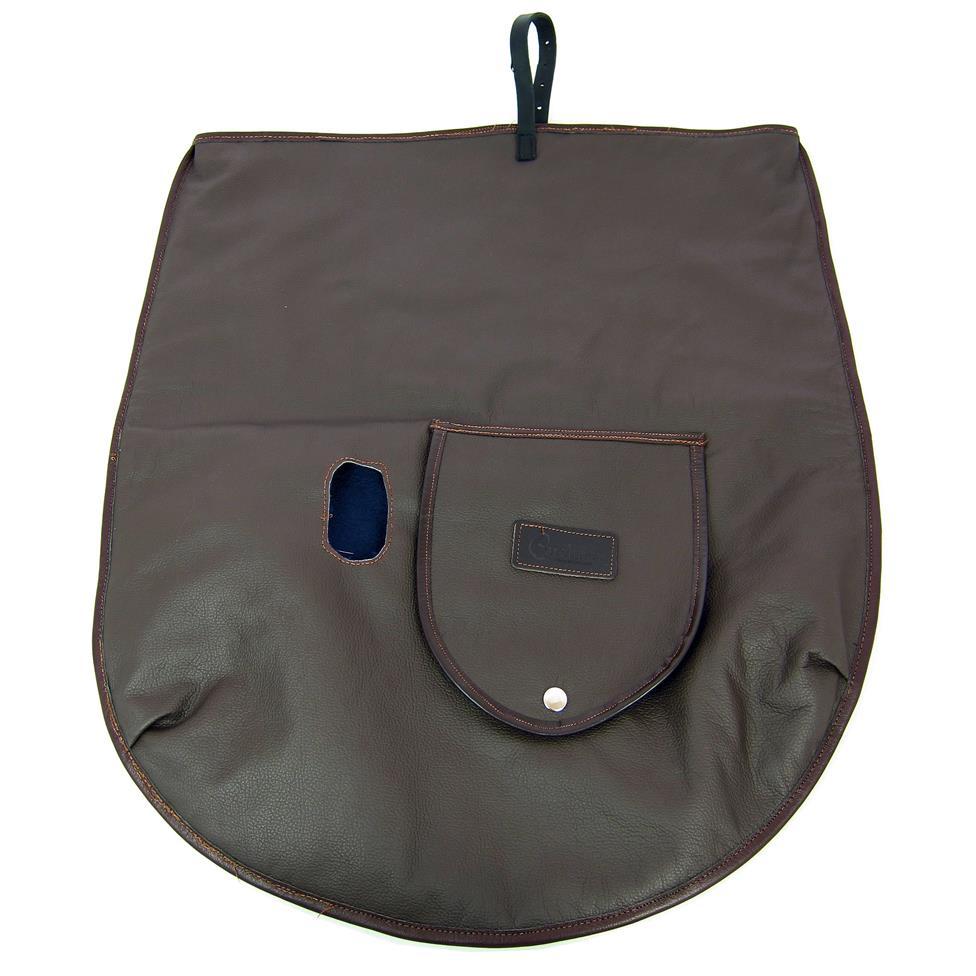 Catelinet BB-flat tuba half cover (brown)