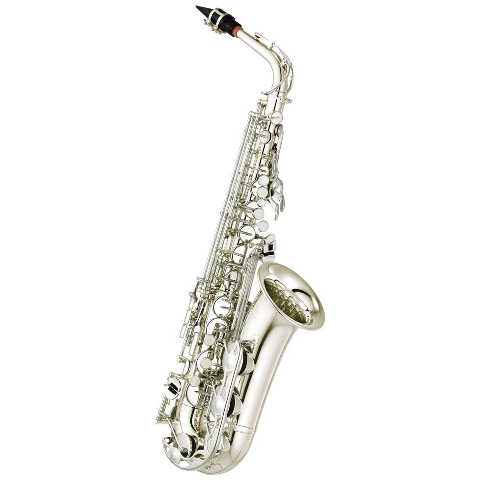 [Ex-Demo] Yamaha YAS-280S alto saxophone (silver) Image 1