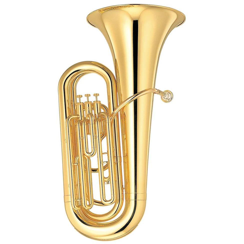 [Ex-Demo] Yamaha YBB-105 BB-flat tuba (lacquer) Image 1
