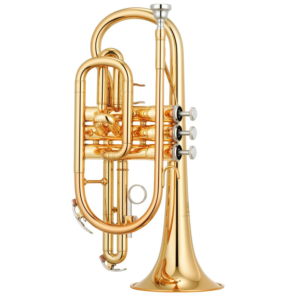 [Ex-Demo] Yamaha YCR-2330III B-flat cornet (lacquer) Image 1