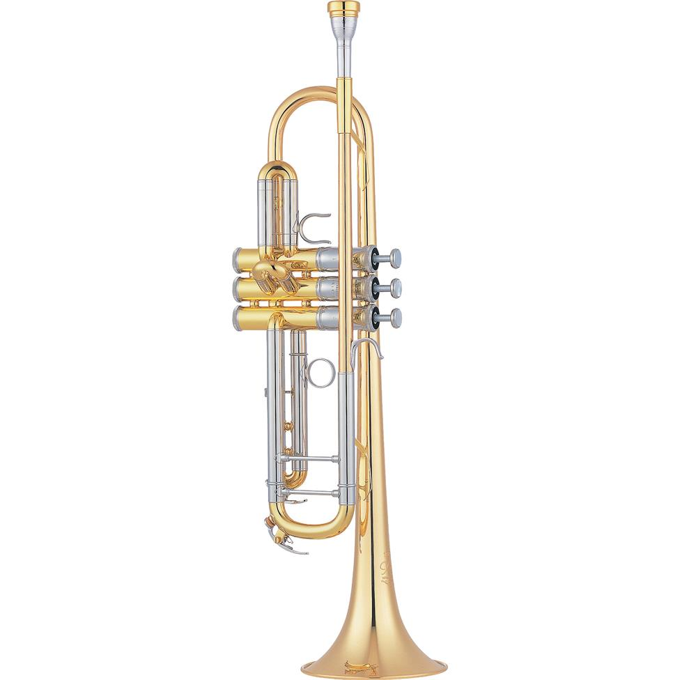 [Ex-Demo] Yamaha Xeno YTR8335G04 B-flat trumpet (lacquer) Image 1