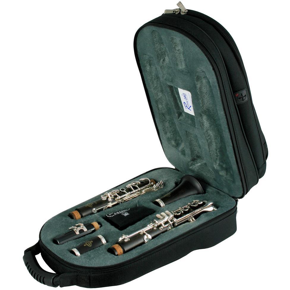 Buffet E12F B-flat clarinet
