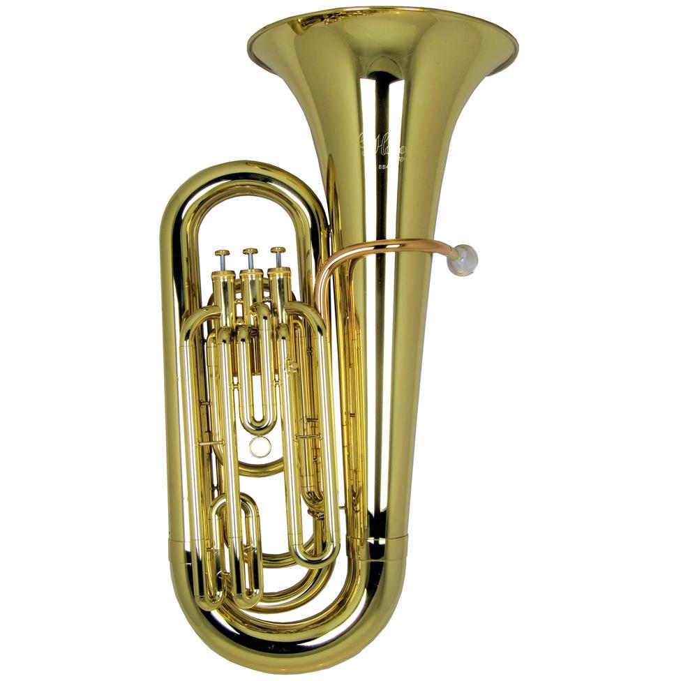 Holton Collegiate BB450R tuba (lacquer)