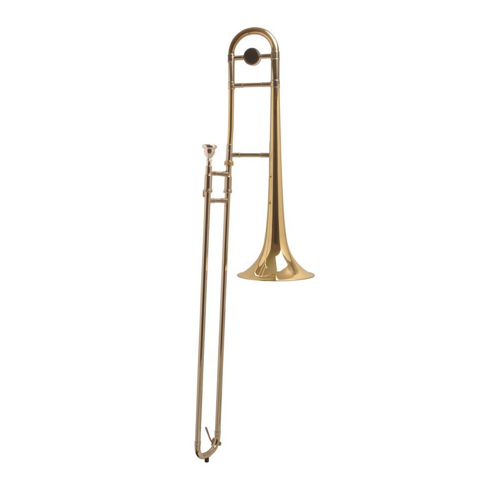 Catelinet CTB11ML B flat tenor trombone (lacquer) Image 1