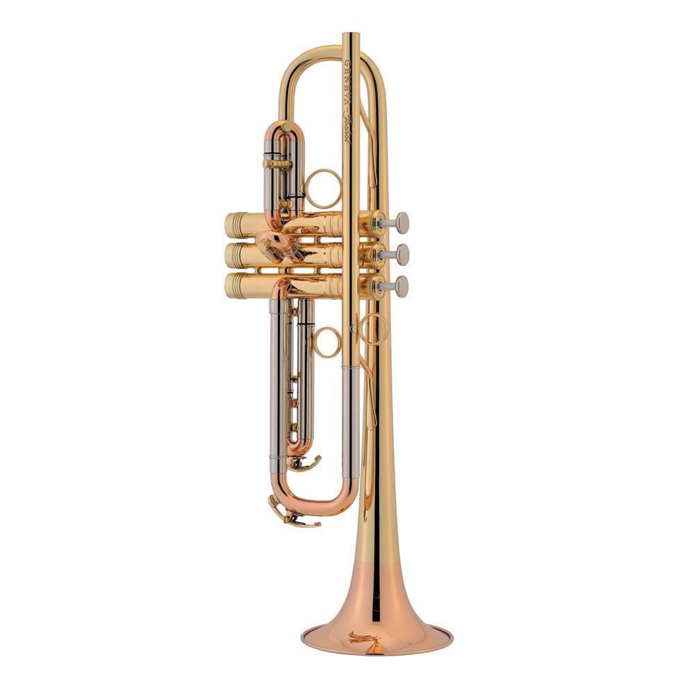 Geneva Joshol B-flat trumpet (lacquer) Image 1