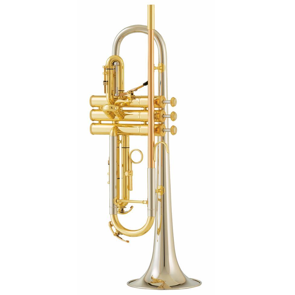 Geneva CB Legacy B-flat trumpet (silver) Image 1