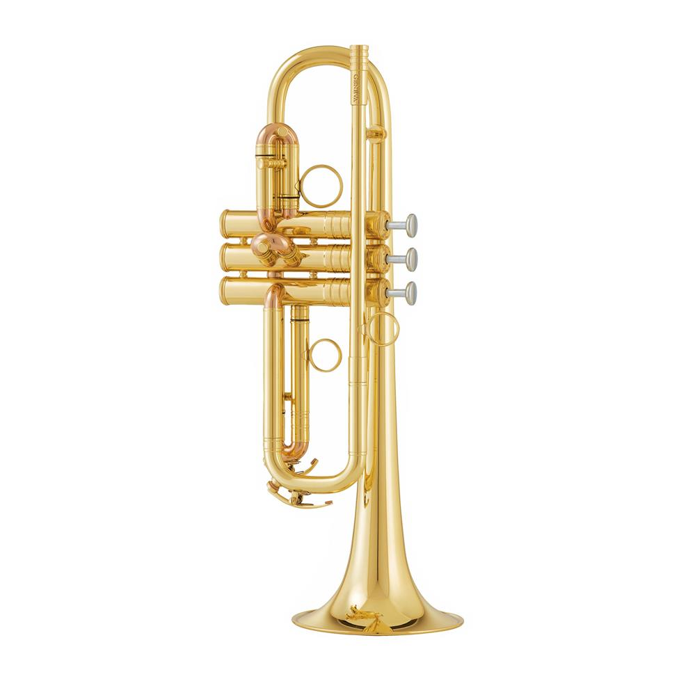 Geneva Symphony C trumpet (silver) Image 1