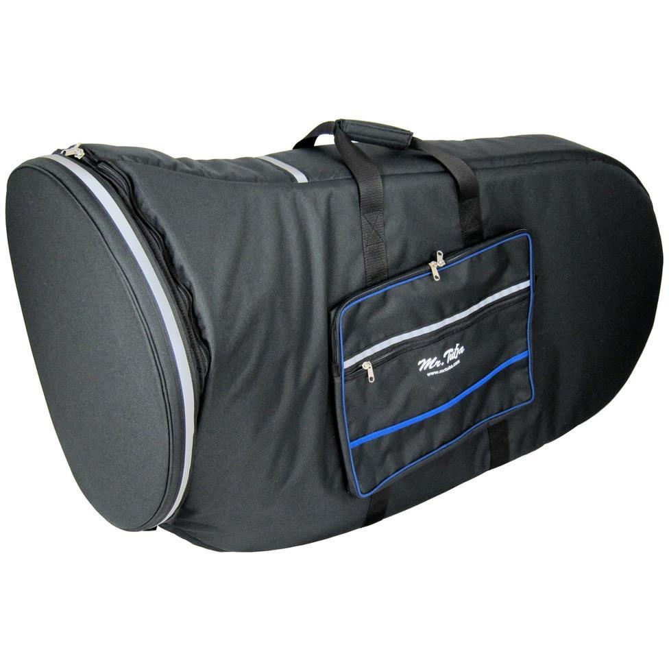 Mr Tuba BB-flat tuba gigbag (black)