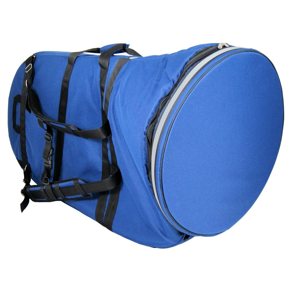 Mr Tuba BB-flat tuba gigbag (blue)