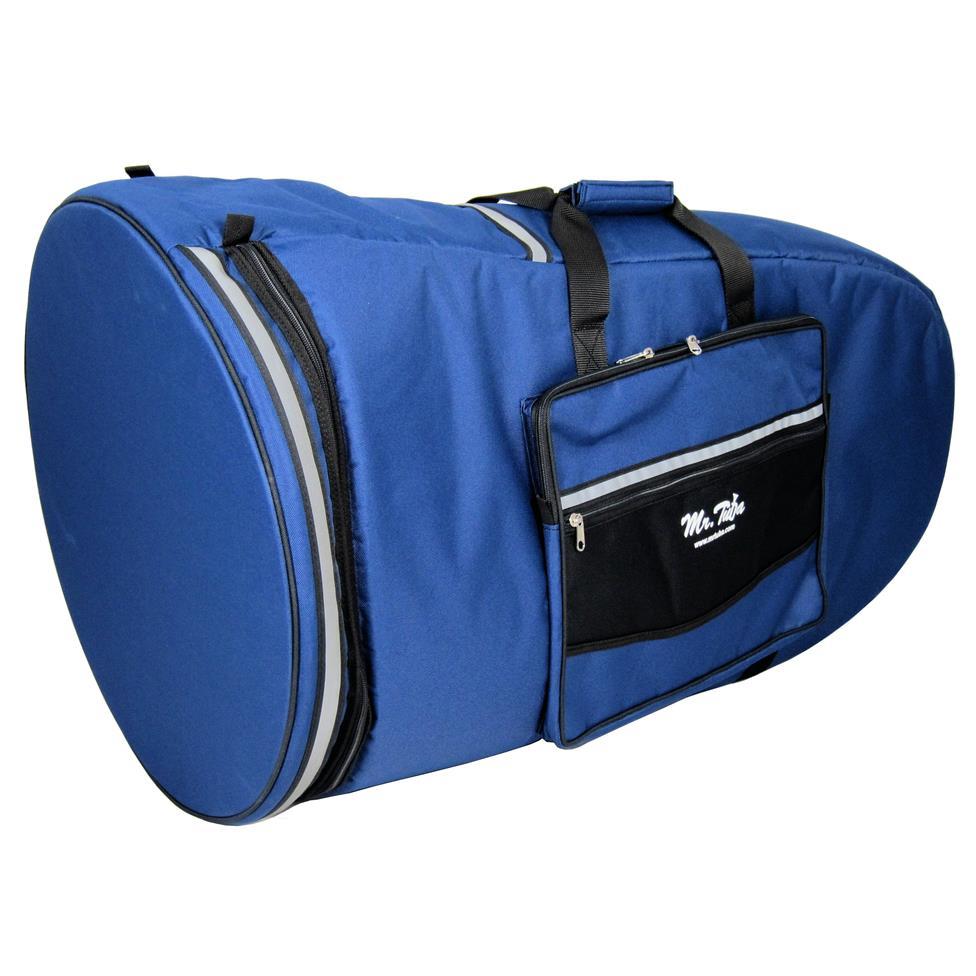 Mr Tuba E-flat tuba gigbag (blue)