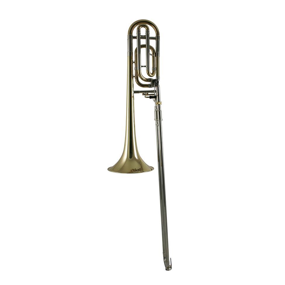 Catelinet CTB12ML B flat/F tenor trombone (lacquer) Thumbnail Image 1