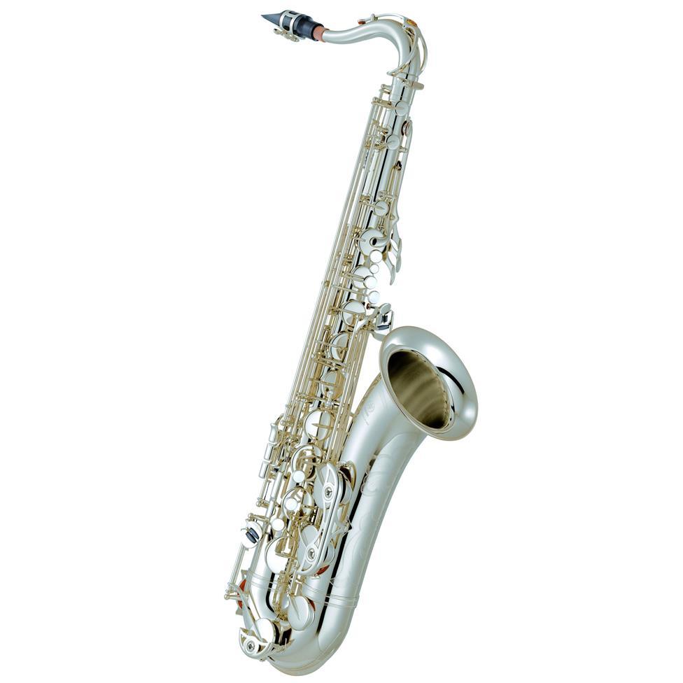 Yamaha YTS-62 tenor saxophone (silver) Image 1