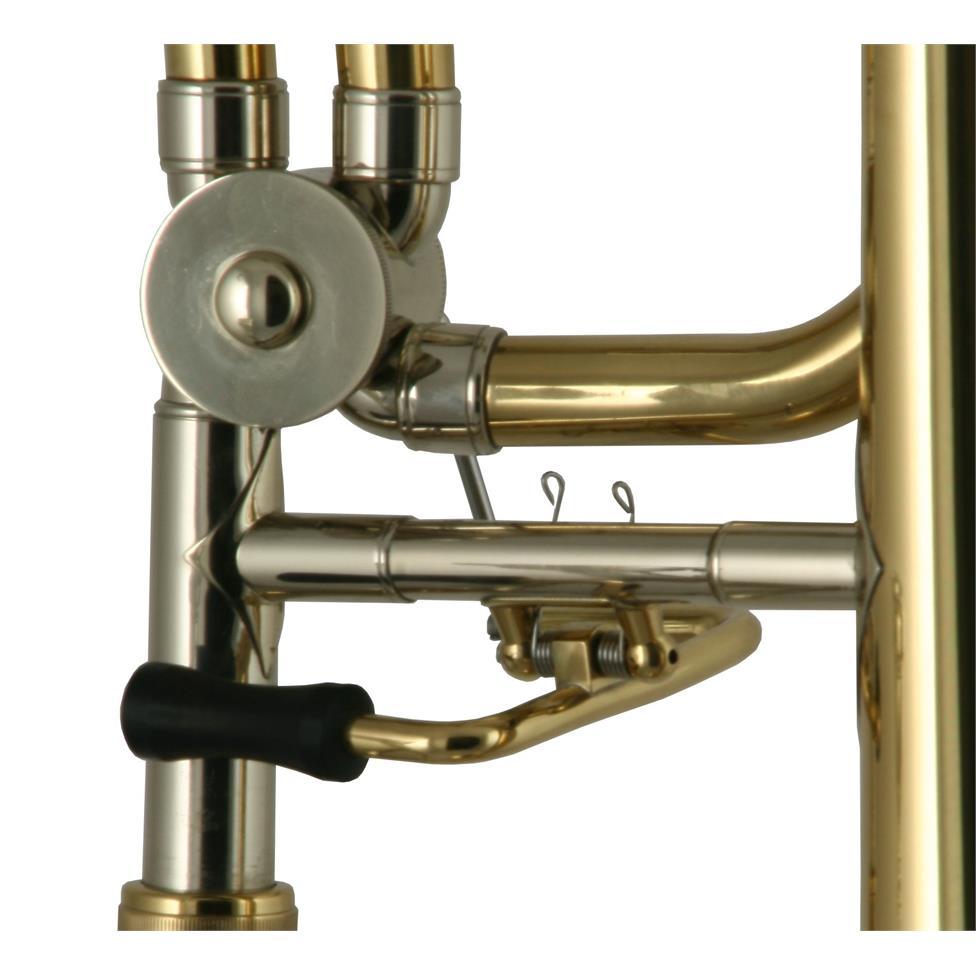 Catelinet CTB13L B flat/F tenor trombone (lacquer) Thumbnail Image 1