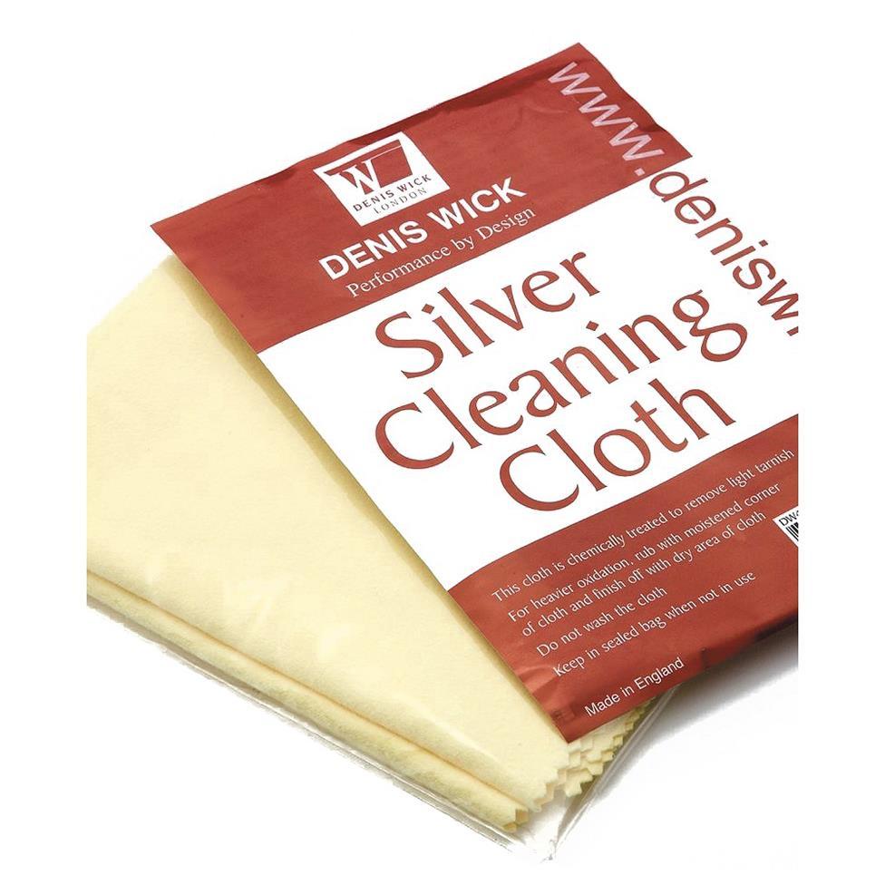 Denis Wick silver cloth Image 1