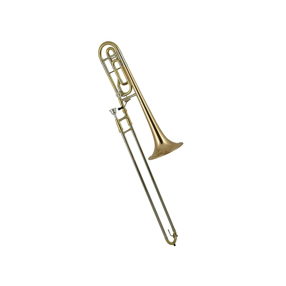 Eastman ETB420 B flat/F tenor trombone (lacquer) Thumbnail Image 0