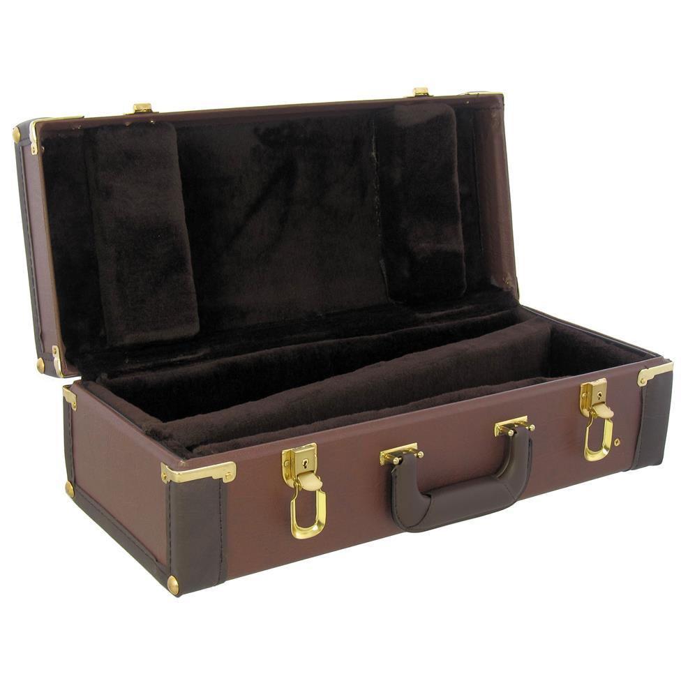 Vincent Bach 1850 double trumpet case