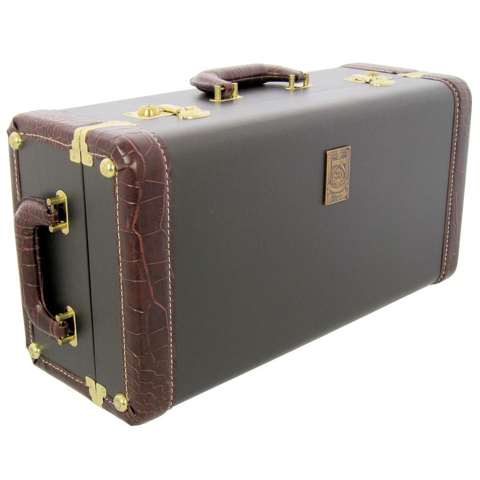 Vincent Bach C190 Artisan double trumpet case