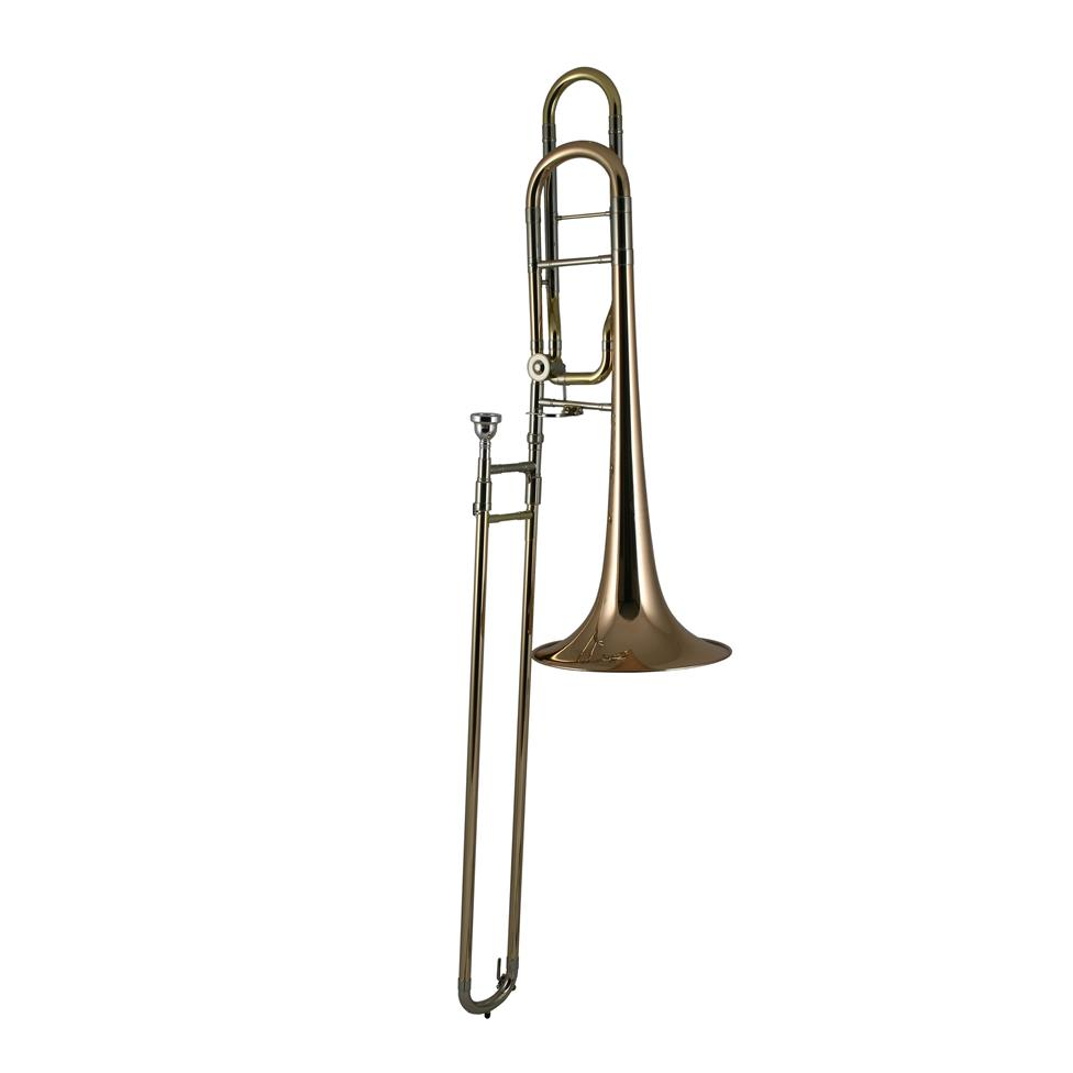 Conn 110H single rotor bass trombone (lacquer) Image 1