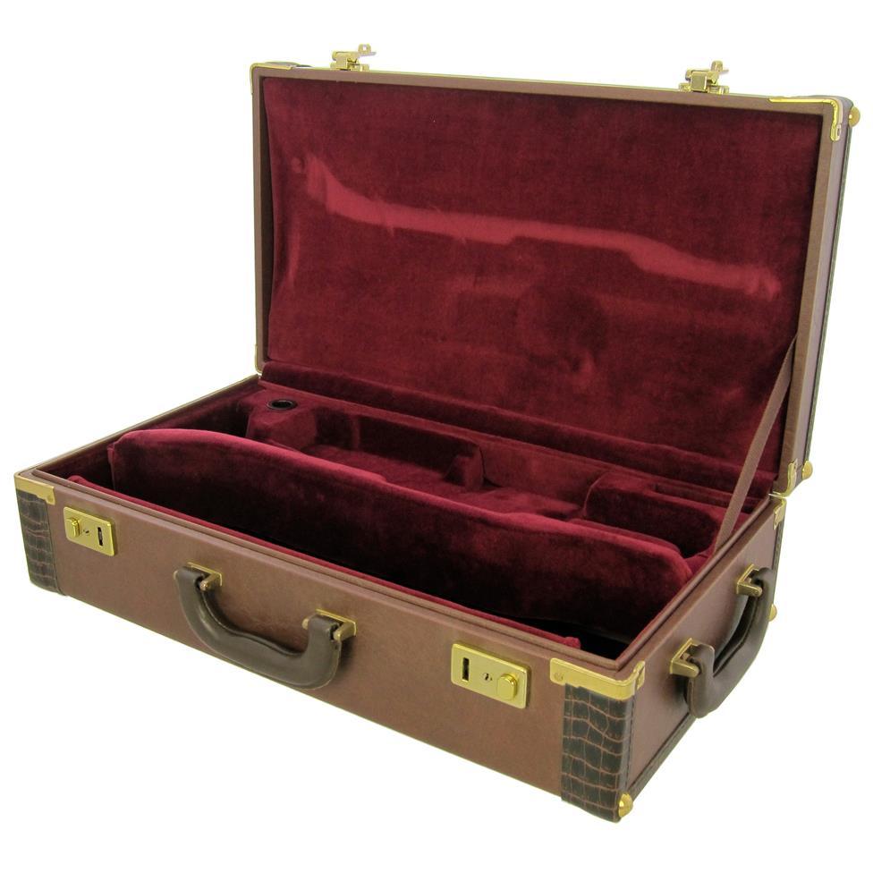 Vincent Bach 1843 trumpet case