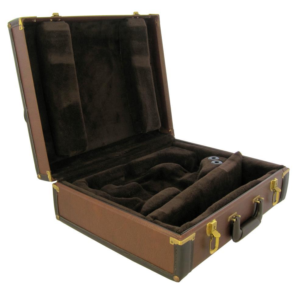 Vincent Bach 1852 double flugelhorn/trumpet case