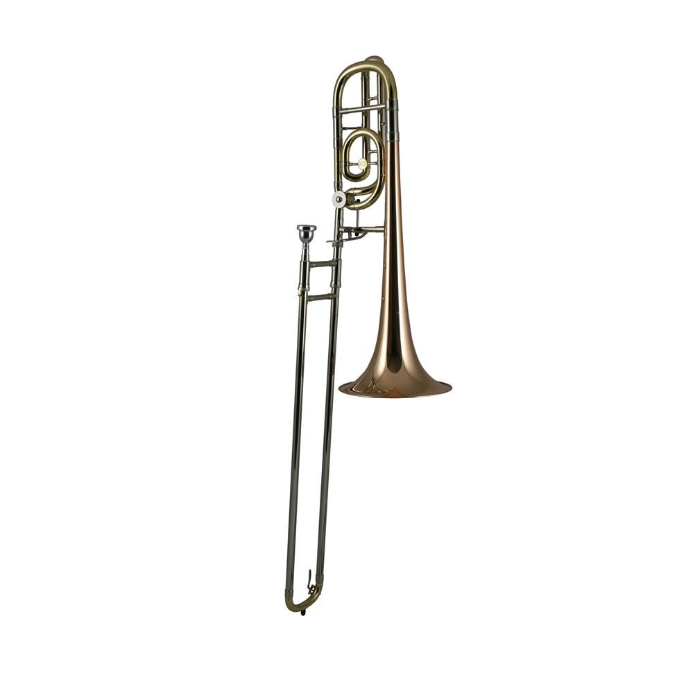 Holton TR183 single rotor bass trombone (lacquer) Image 1