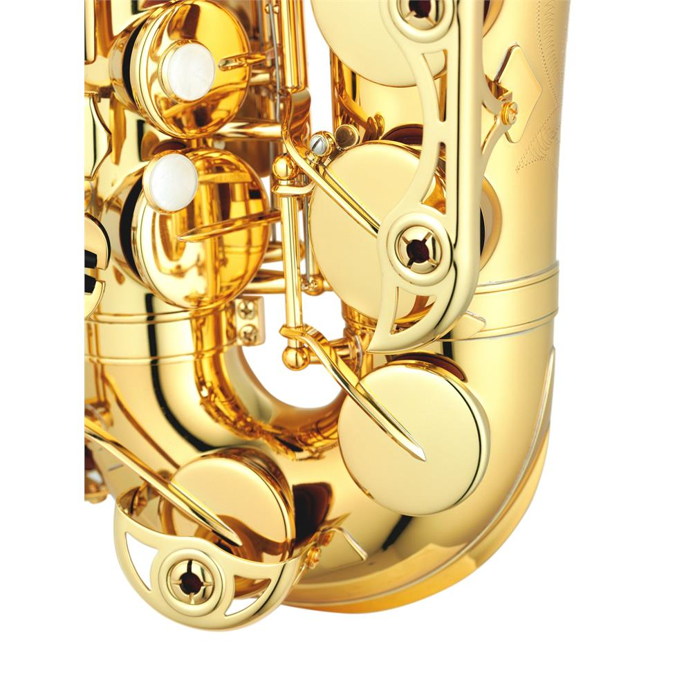 Yamaha YAS-480 alto saxophone (lacquer) - key guard
