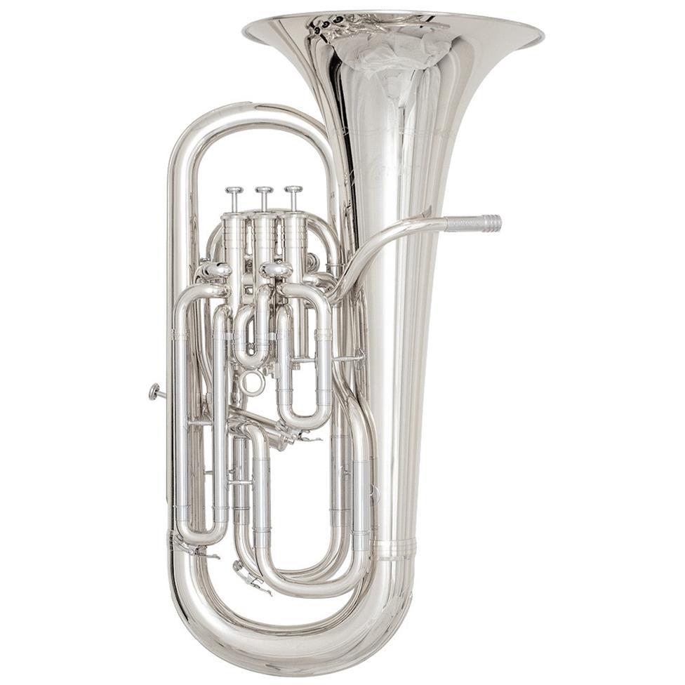 Geneva Mentor euphonium (silver) Image 1