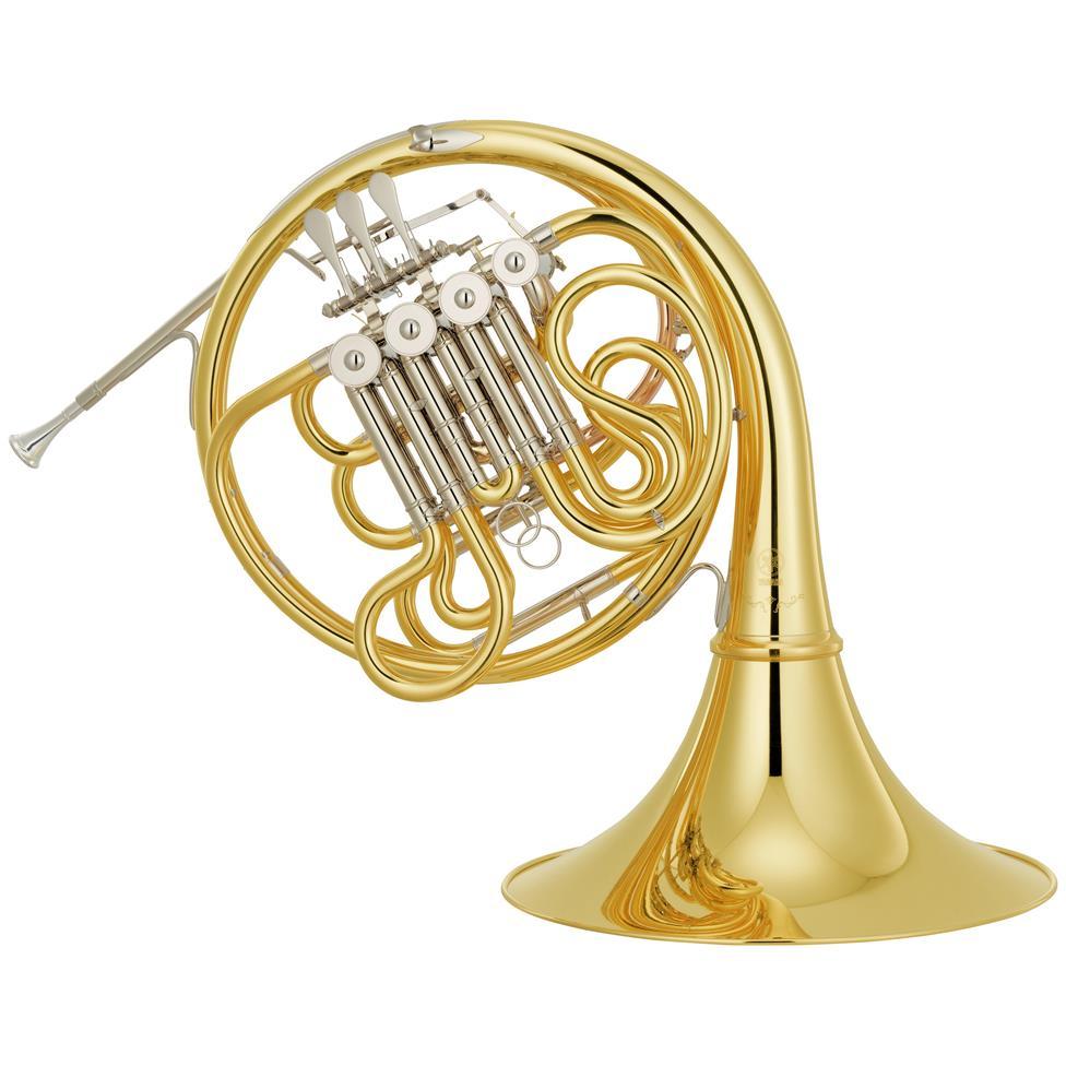Yamaha YHR-671D French horn