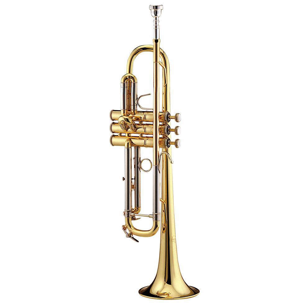 Vincent Bach VBS1 B-flat trumpet (lacquer) Image 1