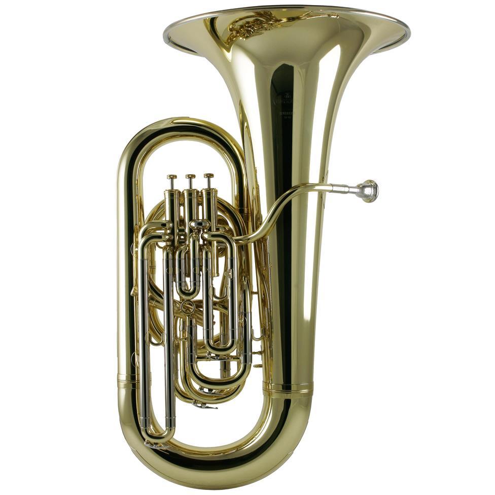 Besson Sovereign 9822 E- flat tuba (lacquer)