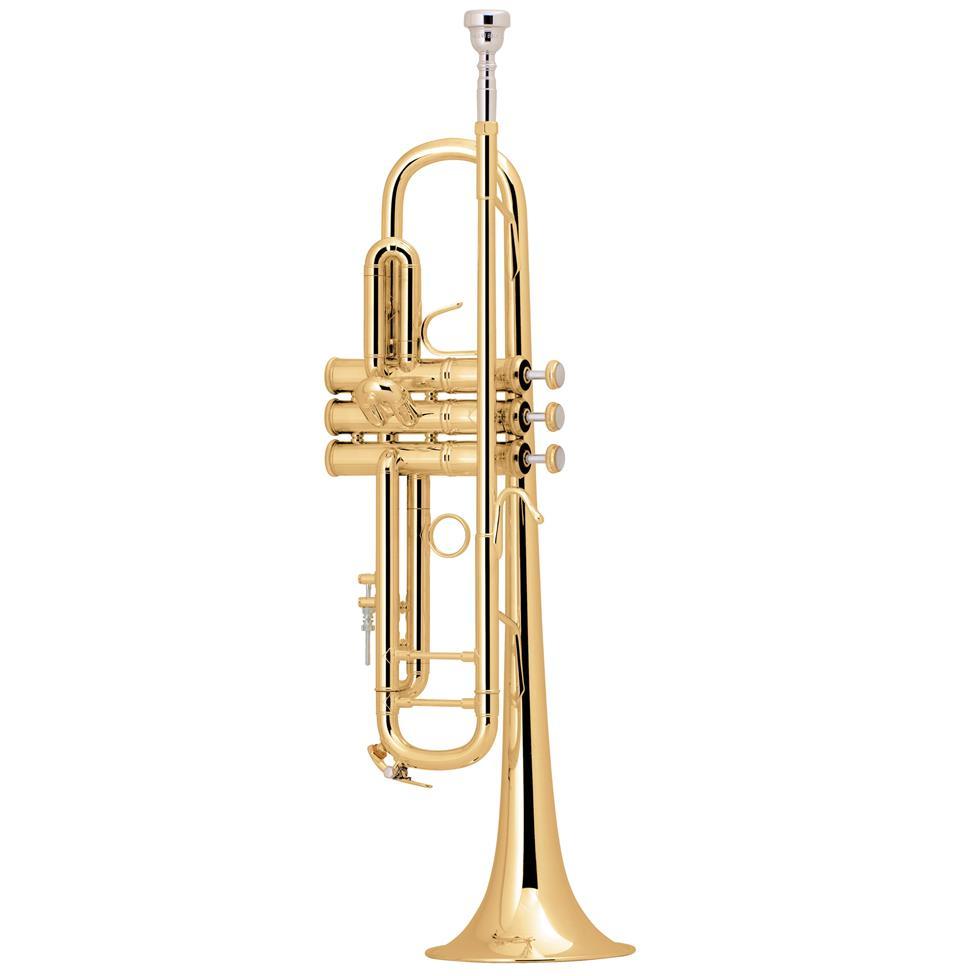 Vincent Bach LT18072 B-flat trumpet (lacquer) Image 1