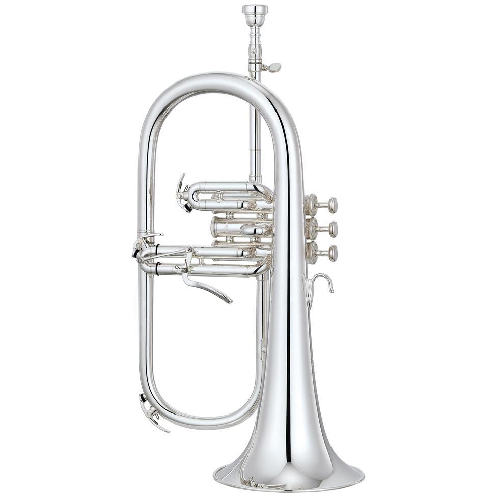Yamaha YFH-8310ZS flugehorn (silver) Image 1
