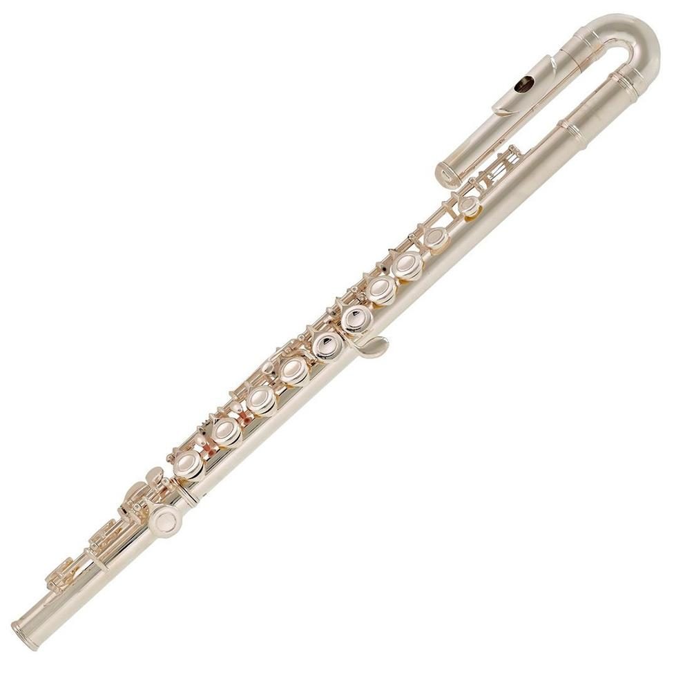 Elkhart flute (curved and straight head)