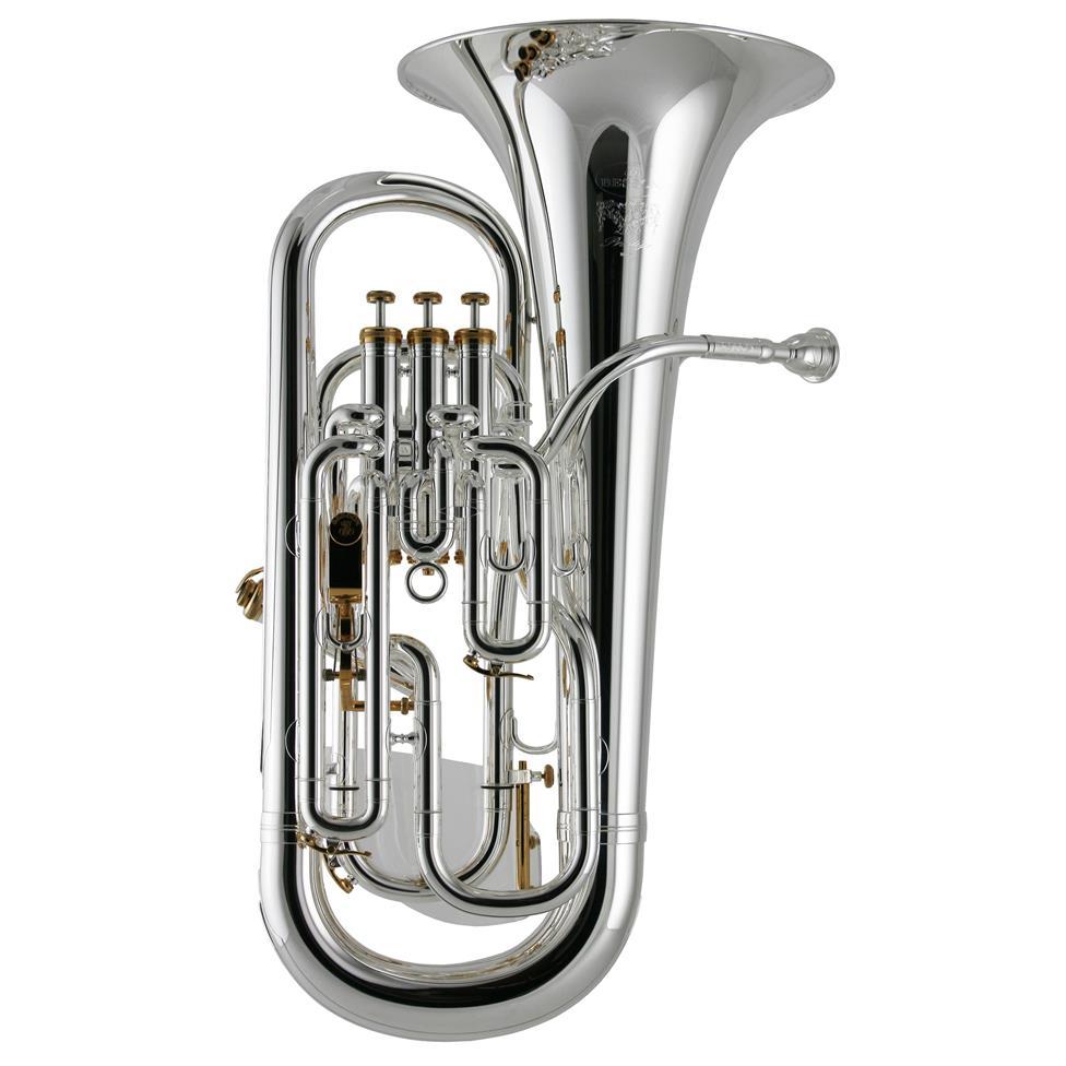 Besson Prestige 2052 euphonium (silver)