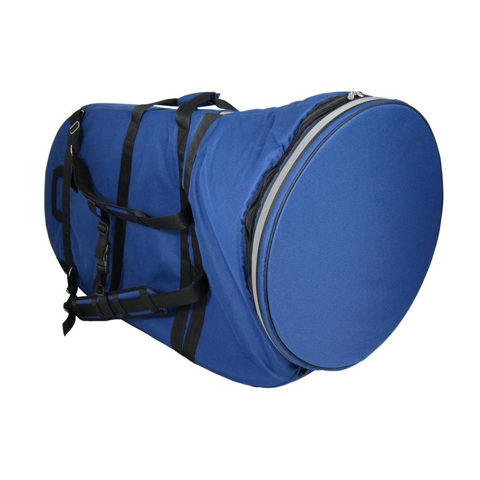 Mr Tuba B flat tuba gigbag (blue)